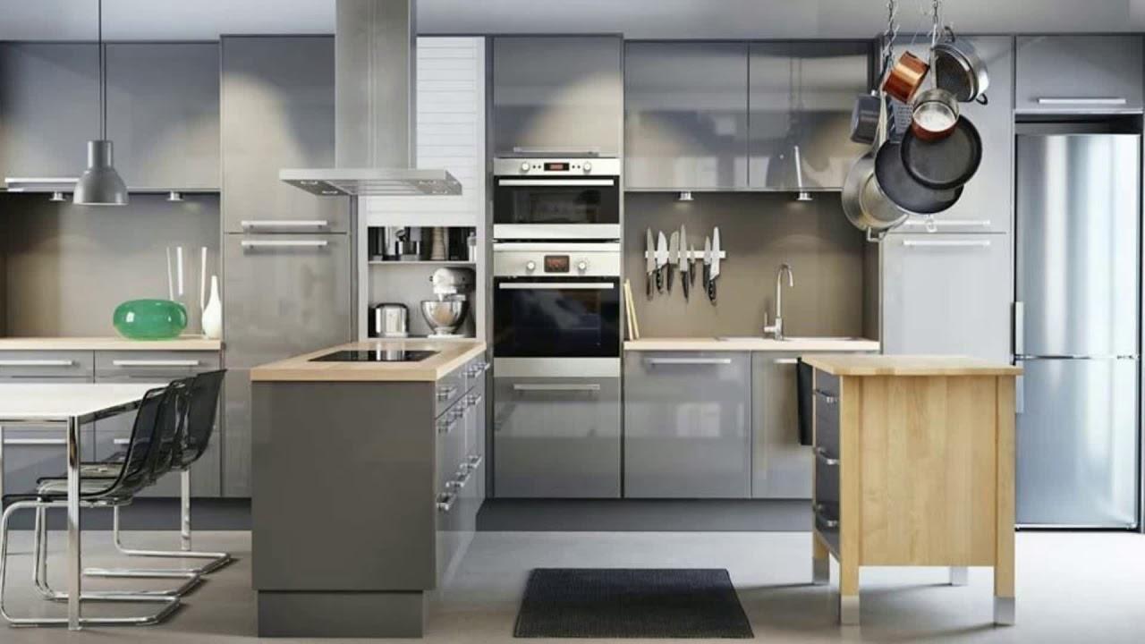 Poubelle int gr e meuble cuisine youtube for Meuble cuisine integree