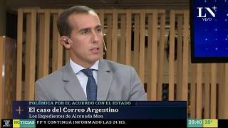 """H.Alconada Mon sobre """"el caso del Correo Argentino"""", en """"PM Análisis"""" de J.Miceli - 09/02/17"""