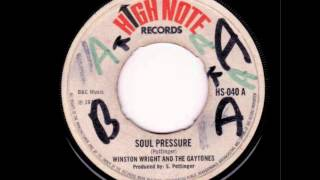 Winston Wright & The Gaytones - Soul Pressure
