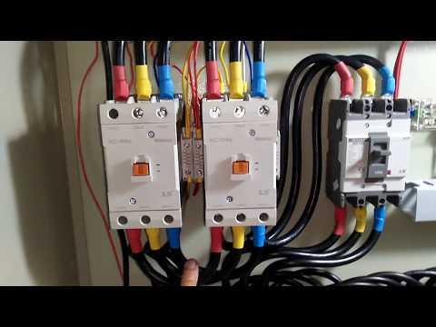 Tủ Điện Tổng MSB - ATS Công Suất 100A Khách Sạn Q10 HCM