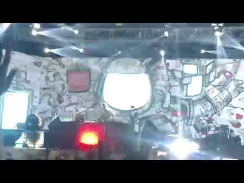 Nucleya  Live at Bacardi NH7 Weekender Express, Rangoon Garden, Indore, 26 November 2017