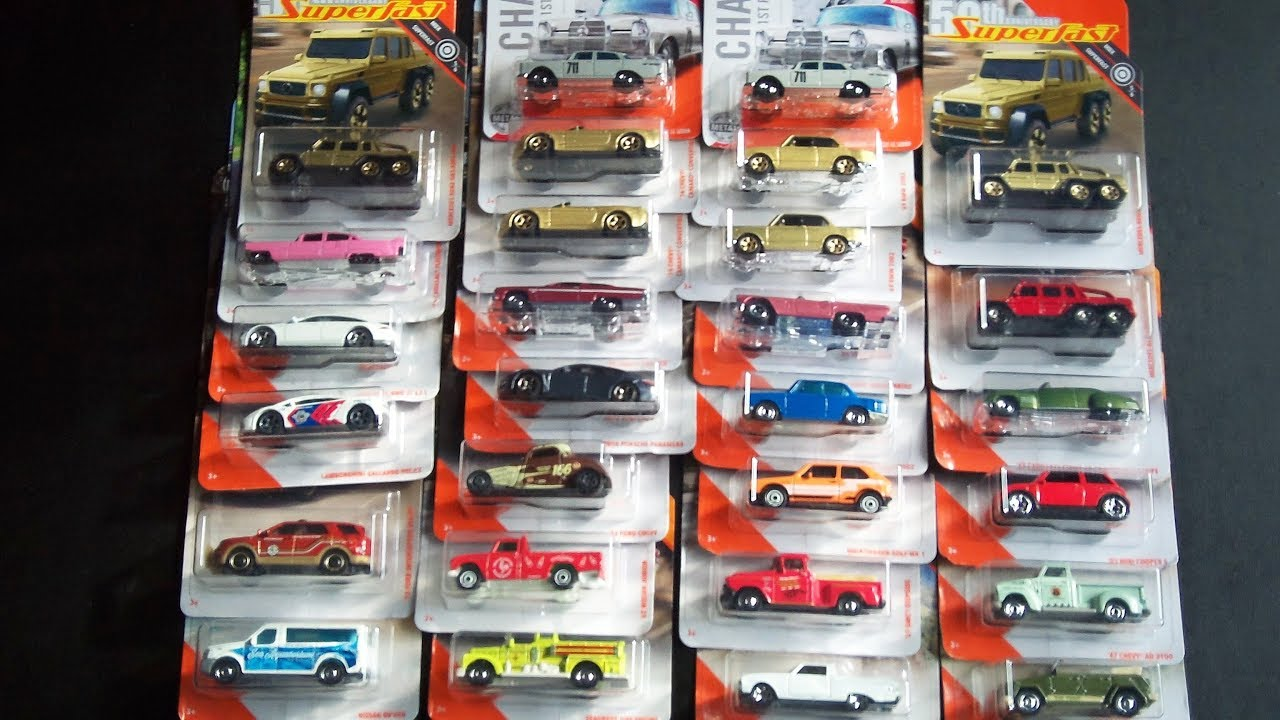 Quarantined Diecast Haul: New Matchbox Cars Pickups and Finds