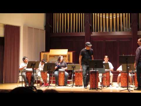 Nosotros Academy's Tubano Class Performance