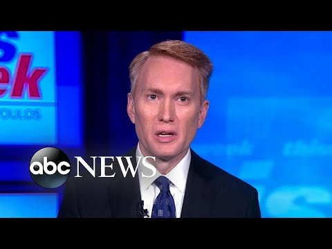The 'House didn't do their homework' in impeachment inquiry: Sen. James Lankford | ABC News