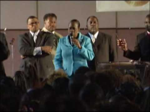 Bishop Willis Host Dr. Cindy Trim