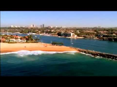Newport Beach, California - Visitor Video