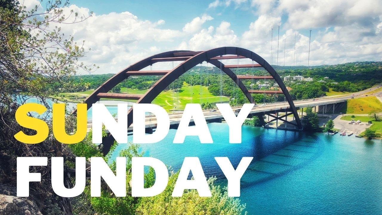 Sunday Funday in Austin Texas