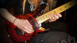Jeff Loomis (Arch enemy / Nevermore) - The Ultimatum (w/ Tony MacAlpine) (animated tab) - Fast