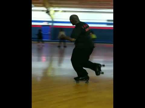 """Skating to T.I. - """"Bring 'Em Out"""" at All American Skate"""