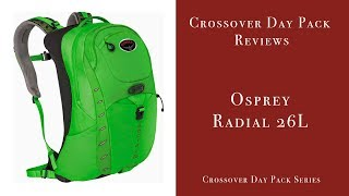 Review of Osprey Radial 26L Thumbnail