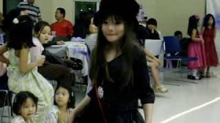 Birthday Party Kids Fashion Show - Formal Wear