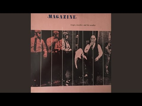 Magazine - magic, murder and the weather (FULL ALBUM) (VINYL)