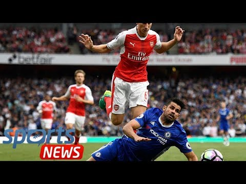Arsenal vs Chelsea LIVE! Minute-by-minute updates from the Emirates Stadium