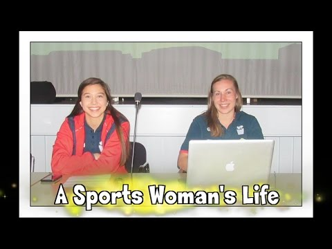 170317 A SPORTS WOMAN'S LIFE