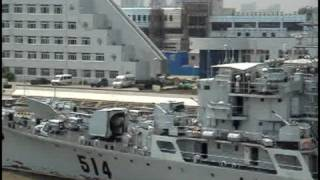 【中国海軍】フリゲート江滬I型514鎮江(PLA Navy Frigate 053H)①