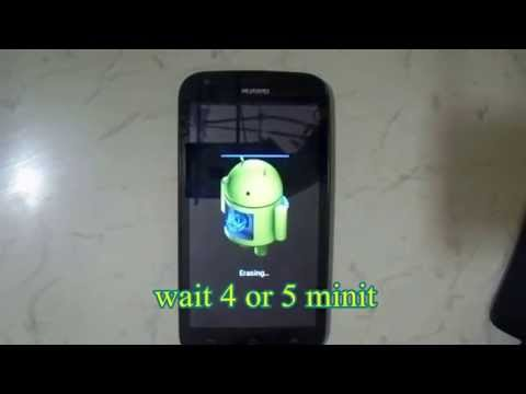 Huawei Ascend Y600 U20 Eazy Pattern Reset And Hard Reset Youtube