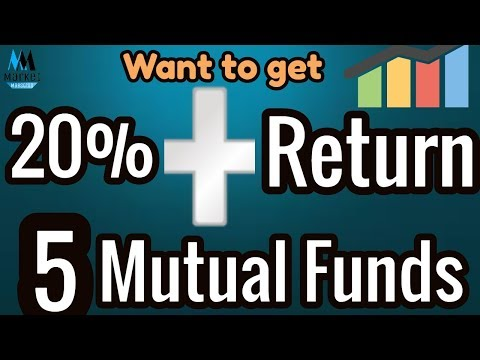Mutual Fund | Became CROREPATI with Rs. 5000 Per Month |Mutual Funds with over 20% Return