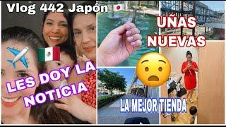 VLOG 442 JAPÓN MI FAMILIA MEXICANA REACCIONA A MI VISITA + LA MEJOR TIENDA DE REGALOS POR JAPÓN