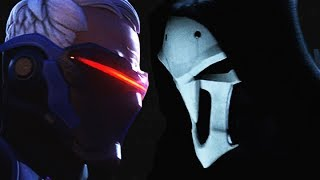 Soldier 76 vs Reaper (Overwatch Rap Battle) ft. Blakinola