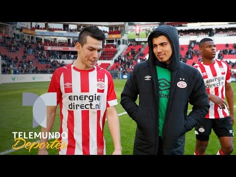 La razón por la que la afición del PSV ni se acuerda de Erick Gutiérrez | Telemundo Deportes