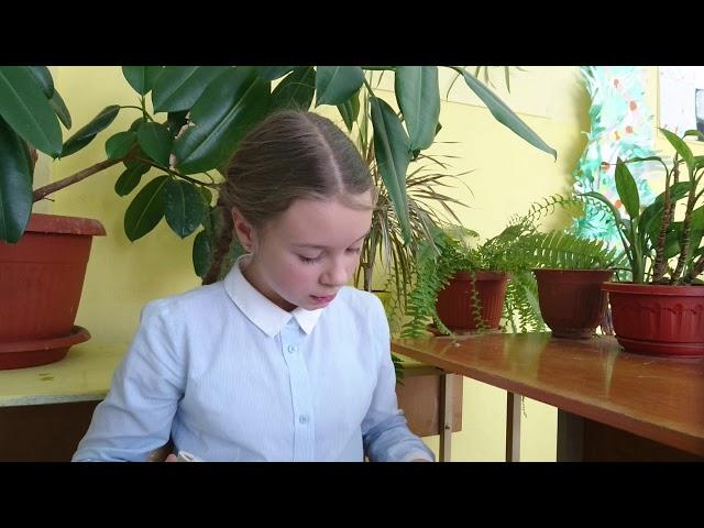 Изображение предпросмотра прочтения – ДарьяРоманова читает отрывок изпроизведения «Дубровский» А.С.Пушкина