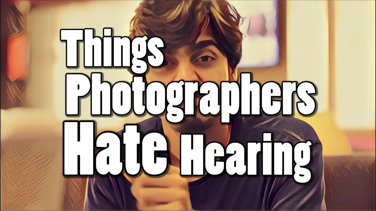 Things Photographers HATE hearing | Bekaar Films | Hillarious