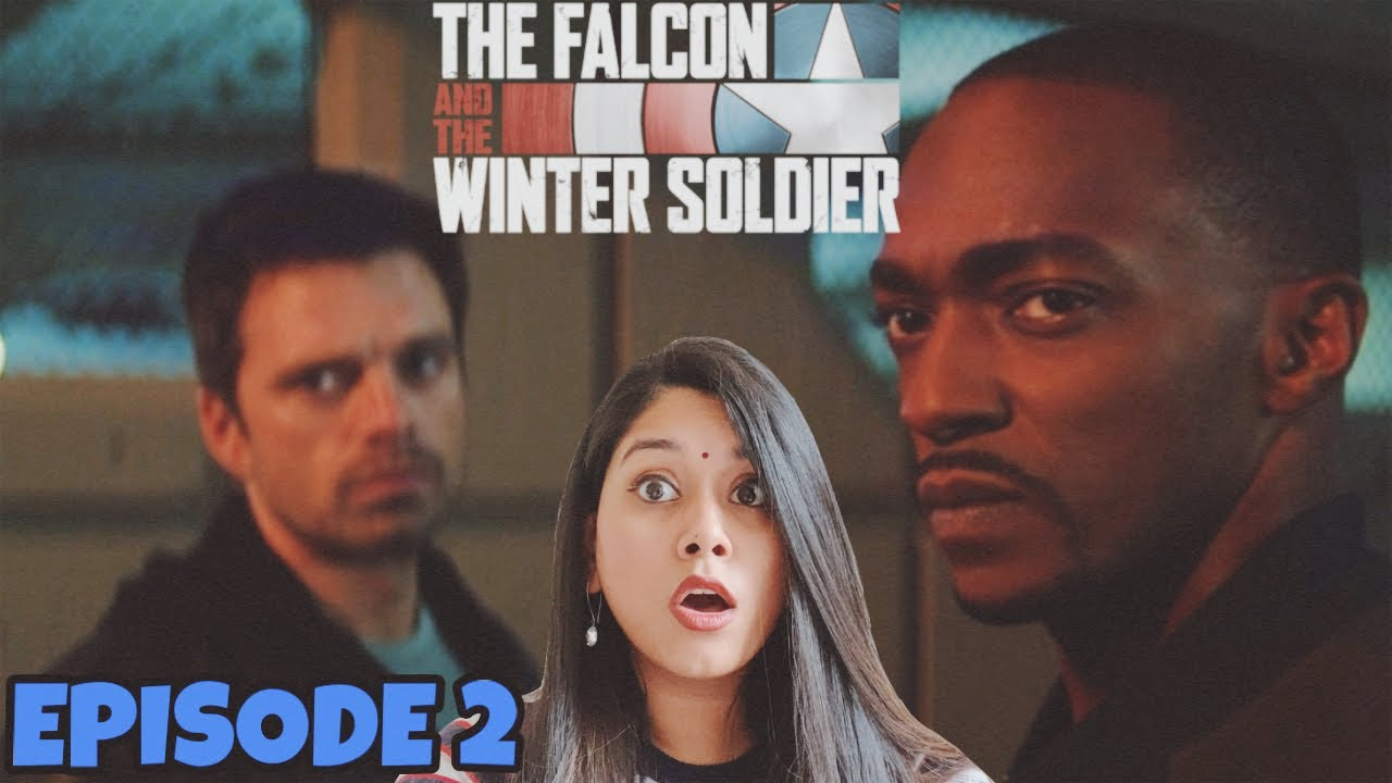 The Falcon and Winter Soldier 1x2 ~ ''The Star-Spangled Man'' ~ Reaction