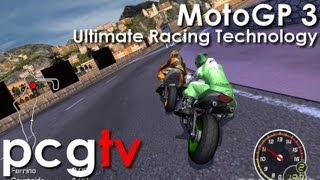 MotoGP 3 Ultimate Racing Technology URT Gameplay (PC HD)