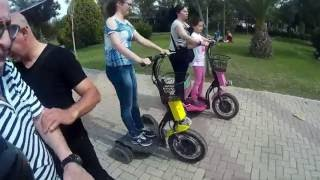 Yaşlı Amca ve Motorcu