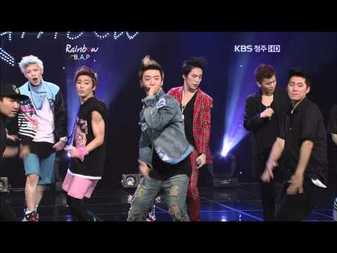 120822 B.A.P - No Mercy @ Rainbow (5-5) [HD]