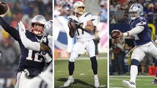 Writers Block - Brady, Rivers and Prescott - Free Agent Quarterbacks