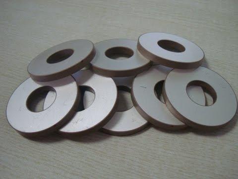 Piezoelectric Ceramics - Beijing Ultrasonic