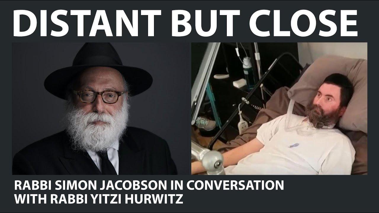 Distant But Close, Virtual Class with Rabbi Yitzi Hurwitz