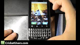 CricketUsers.com - How to Root a Sprint Motorola XPRT (Android, Droid Pro)