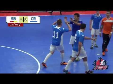 Carindale Futsal vs South Brisbane Futsal