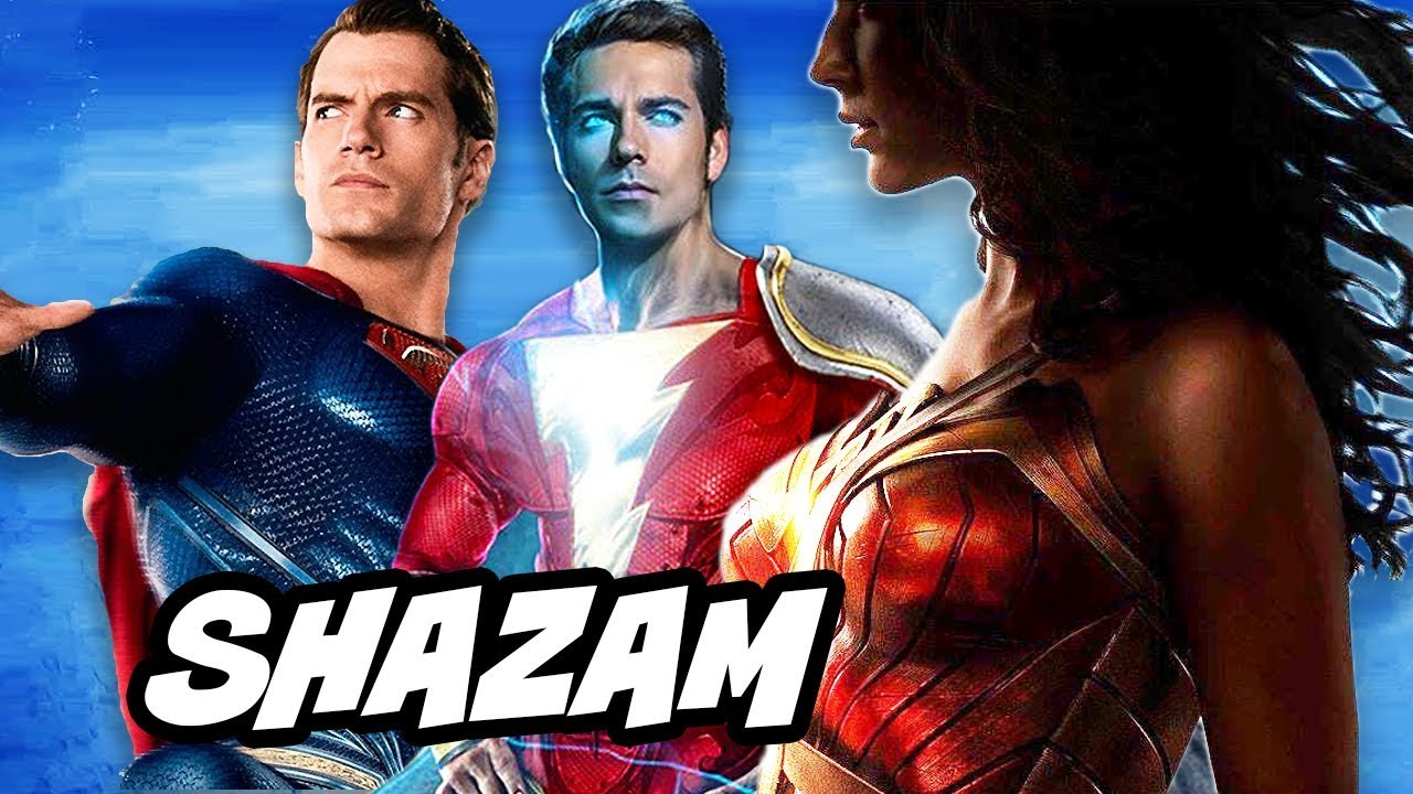 Justice League Shazam Reaction and Superman Crossover Theory