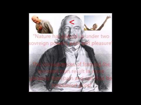 Jeremy Bentham vs. John Stuart Mill