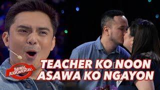 TEACHER KO LANG NOON, ASAWA KO NA NGAYO...