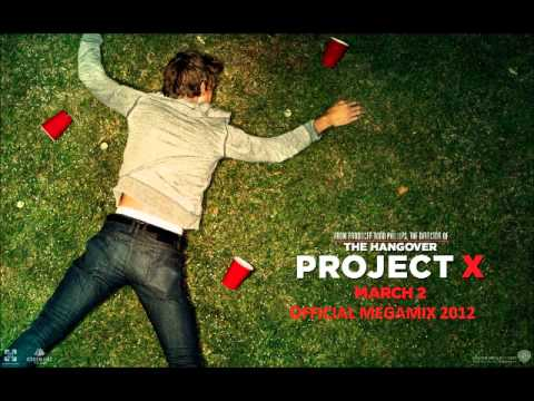 "Project X Official MegaMi X (Soundtracks from Movie ""Project X"")"