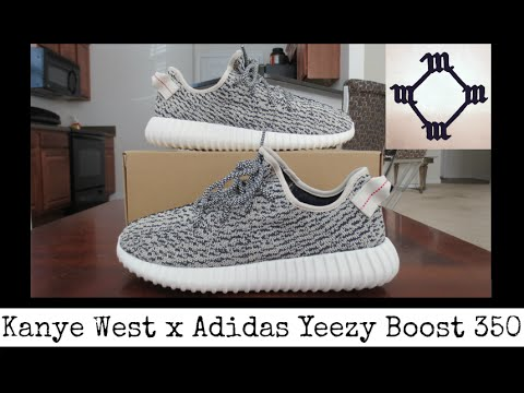1ced92ce225a8 YEEZY BOOST 350 TURTLE DOVE - Urban Necessities