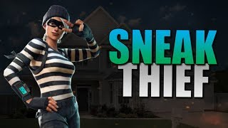 Sneak Thief GAME TUTORIAL MENJADI MALING
