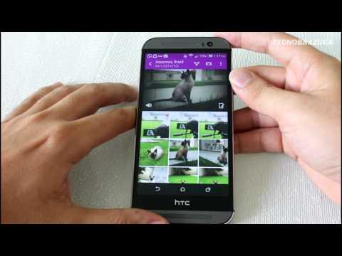 HTC ONE M8 - Resenha - Review Brasileiro