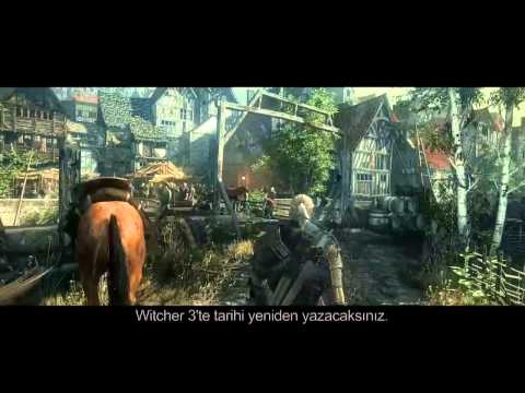 The Witcher 3 Wild Hunt The Beginning (Türkçe Altyazılı)