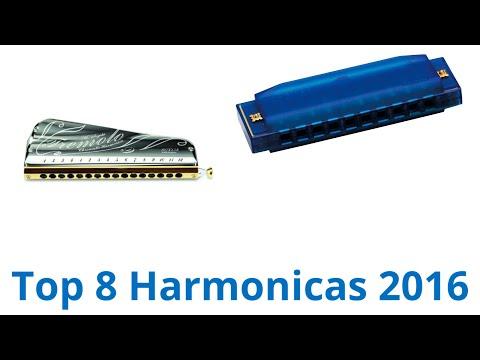 8 Best Harmonicas 2016
