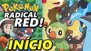 Pokémon Radical Red (Detonado - Parte 1) - O Início