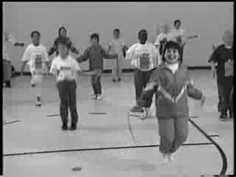 Boxing and Skipping - Body Break TV commercial