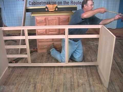 easy cabinet making