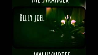 MYLUVNOTES - THE STRANGER by BILLY JOEL - PIANO COVER - 15SECCOVERS