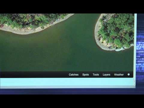 How To: Use Fishidy's Online Fishing Maps