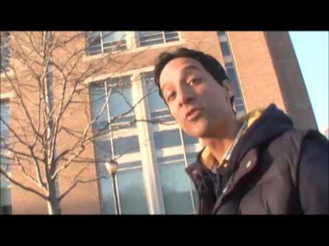 The wacky world of Danny Pudi, Marquette University